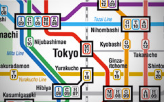 Best Tokyo Subway Map.Japan Rail Pass Map Metro Maps Jrailpass