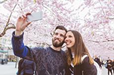 Blossom Selfie