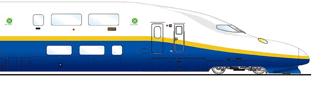 Joetsu Shinkansen Trains Services