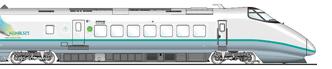 Yamagata Shinkansen Train